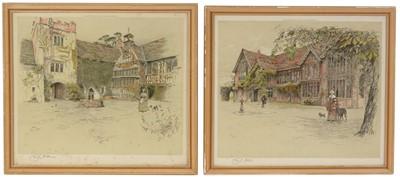 Lot 13 - Cecil Aldin - lithographs
