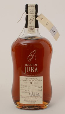 Lot 42 - Isle of Jura Single Malt Scotch Whisky