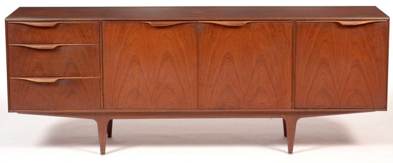 Lot 803 - Tom Robertson for McIntosh: a 1960's teak sideboard.