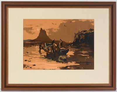 Lot 14 - Ronald Moore - silkscreen