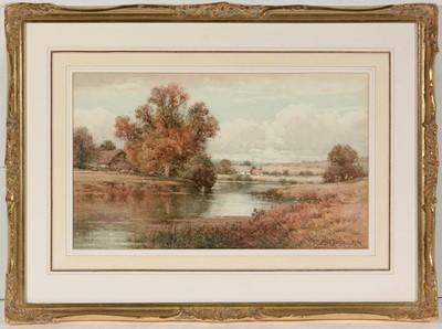 Lot 35 - Creswick Boyedell - watercolour