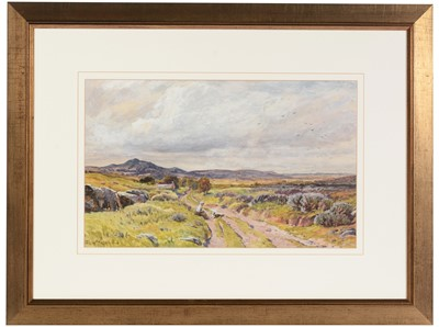 Lot 61 - Thomas Huson - watercolour