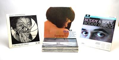 Lot 966 - 20 jazz LPs