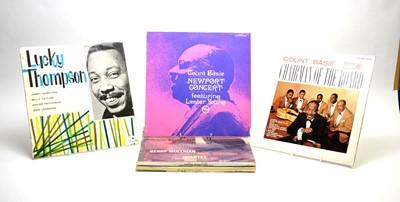 Lot 970 - 10 jazz LPs