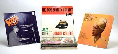 Lot 971 - 20 jazz LPs
