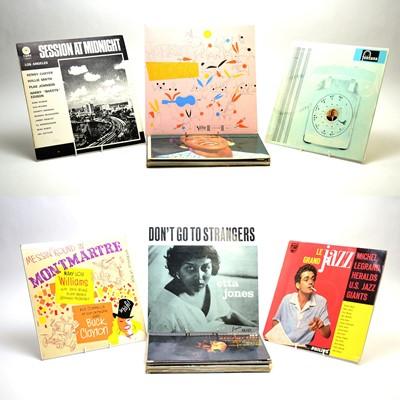 Lot 329 - 30 Jazz LP's.