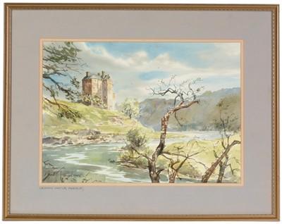 Lot 57 - Ronald Moore - watercolour