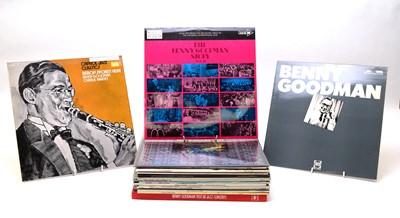 Lot 974 - Benny Goodman LPs