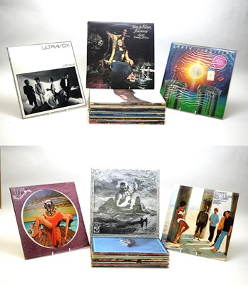 Lot 313 - 28 mixed LPs / 20 mixed LPs