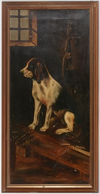 Lot 96 - G* P*, early 20th Century - oil