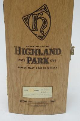 Lot 43 - Highland Park Aged 30 Years Single Malt Scotch Whisky
