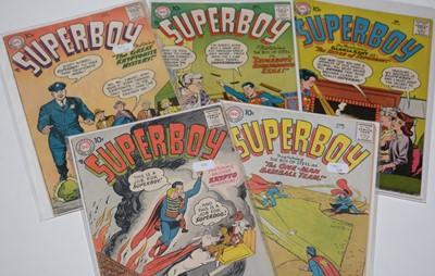 Lot 1136 - Superboy.