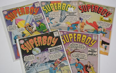 Lot 1138 - Superboy.