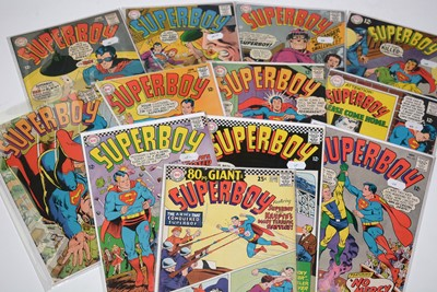 Lot 1143 - Superboy.