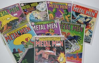 Lot 1147 - Metal Men.