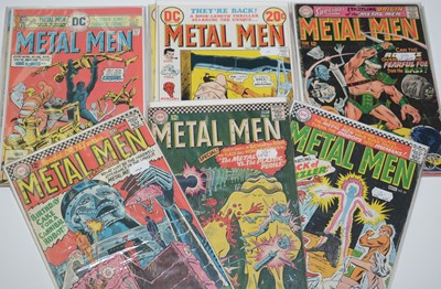 Lot 1148 - Metal Men.