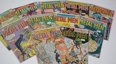 Lot 1149 - Metal Men.
