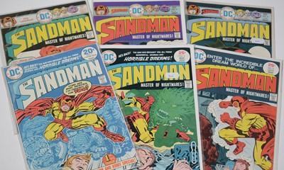 Lot 1152 - The Sandman (1st DC issue).
