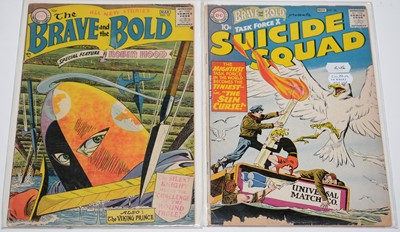Lot 1155 - The Brave and the Bold.