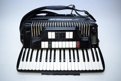 Lot 579 - Condovox Piano accordion