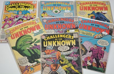Lot 1163 - Challengers of the Unknown.