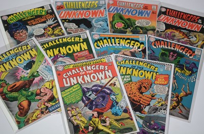 Lot 1164 - Challengers of the Unknown.