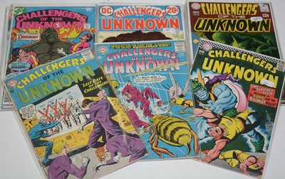 Lot 1165 - Challengers of the Unknown.