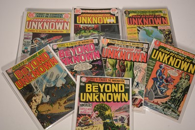 Lot 1167 - From Beyond the Unknown.