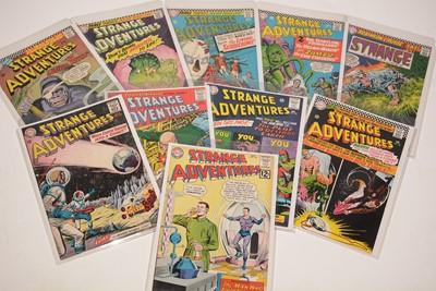 Lot 1168 - Strange Adventures.