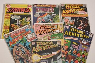 Lot 1171 - Strange Adventures.