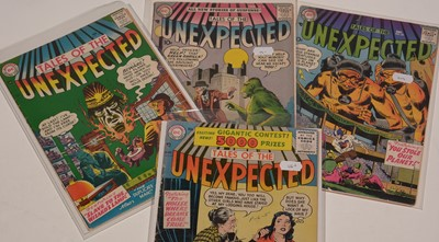 Lot 1175 - Tales of the Unexpected.