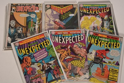 Lot 1183 - Tales of the Unexpected; and Unexpected Special (1977).