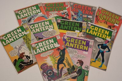 Lot 1187 - Green Lantern.
