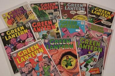 Lot 1189 - Green Lantern.