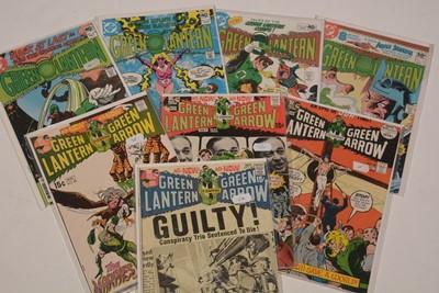 Lot 1190 - Green Lantern and Green Arrow.