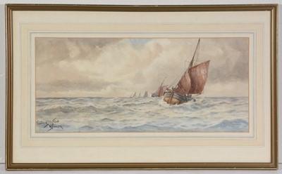 Lot 80 - William Henry Pearson - watercolour