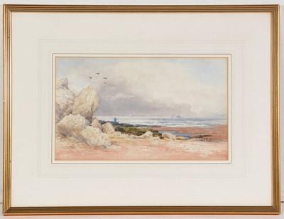 Lot 42 - John Henry Mole - watercolour