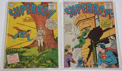 Lot 1132 - Superboy.