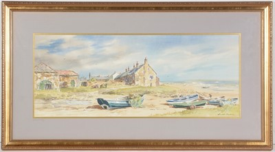 Lot 58 - Ronald Moore - watercolour