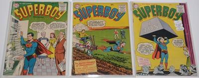 Lot 1133 - Superboy.