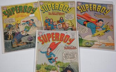 Lot 1134 - Superboy.