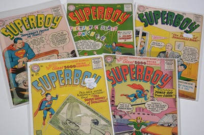 Lot 1135 - Superboy.
