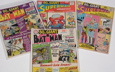 Lot 1130 - 80-Page Giant Batman.