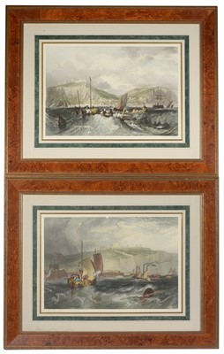 Lot 7 - After Joseph William Mallord Turner - engravings