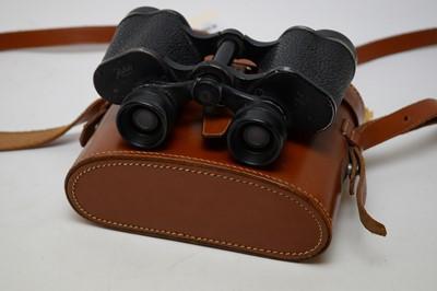 Lot 436 - Pair of Habicht Swarovski binoculars and case.