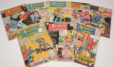 Lot 1115A - Action Comics.