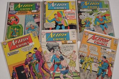 Lot 1117 - Action Comics.