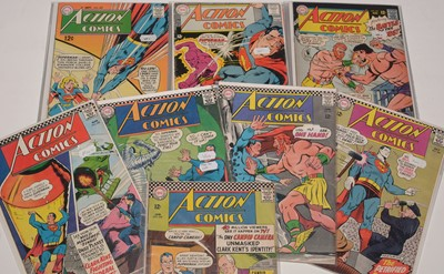 Lot 1118 - Action Comics.