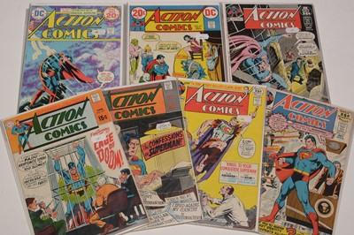 Lot 1119 - Action Comics.