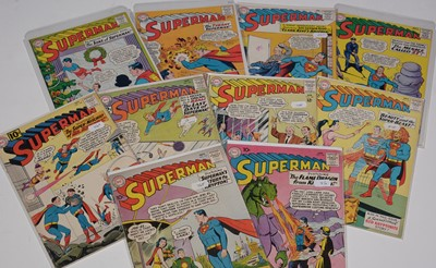 Lot 1122 - Superman.